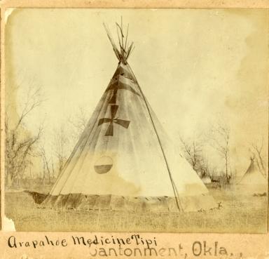 Arapahoe Medicine Tipi