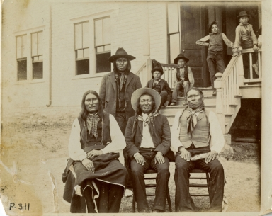 Cheyenne men