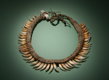 Papuan Claw Necklace