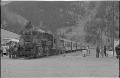 Silverton and Durango Narrow Gauge Railroad