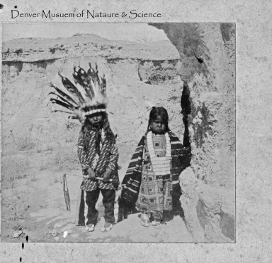 Sioux children