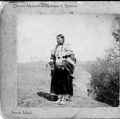 Sioux Maid