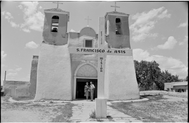 San Francisco de Asis Mission Church