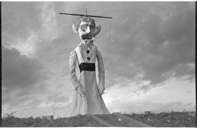 Zozobra, also known as Old Man Gloom