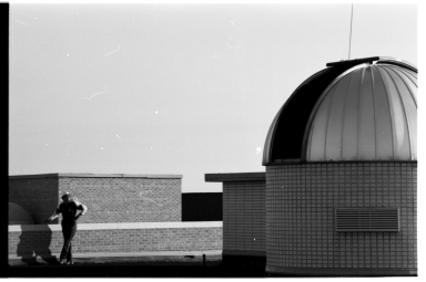 Gates Planetarium telescope move