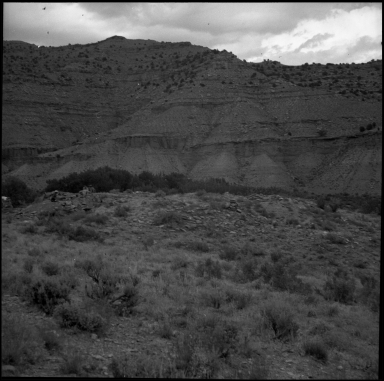 Fieldwork from Turner-Look Site, Utah