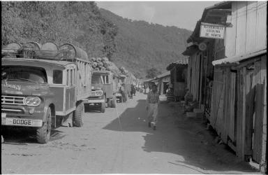 Street in Ecuador
