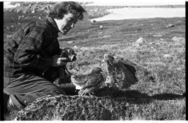 Patricia Bailey Witherspoon and Ptarmigan