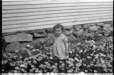 Small girl.