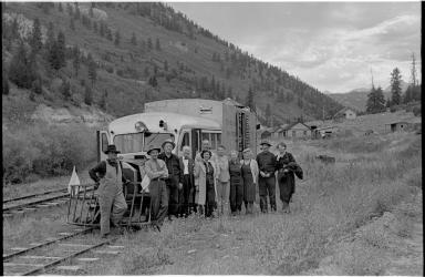 People and Rail Car Maintenance