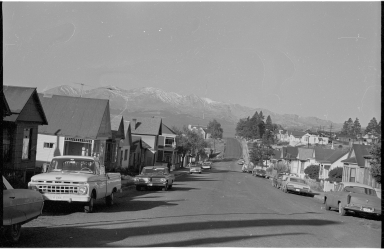 Street in Leadville