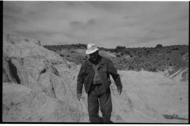 Fieldwork in Patagonia, Argentina