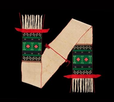 Hopi dance sash