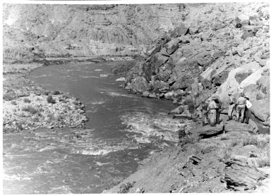 Camping trip along the San Juan and Colorado River