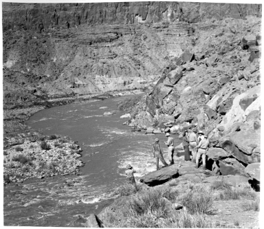 Camping trip along the San Juan and Colorado River