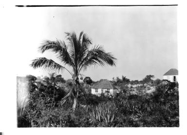 Village on Farmers Cay, Bahamas