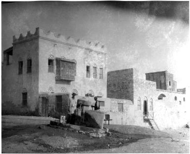 Village well in Djibouti