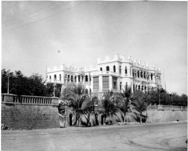 Presidential Palace in Djibouti City, Djibouti