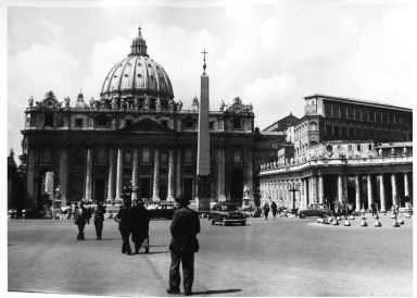 St. Peter's Basilica and Plaza