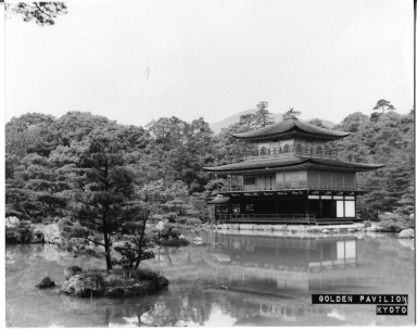 Golden Pavilion Temple