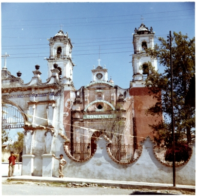 Shrine of Our Lady of Tonatico