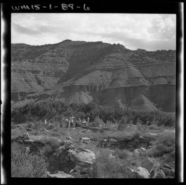 Fremont Excavation Site