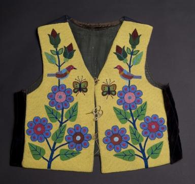 Flathead vest