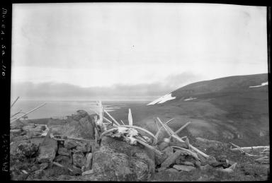 Eskimo grave