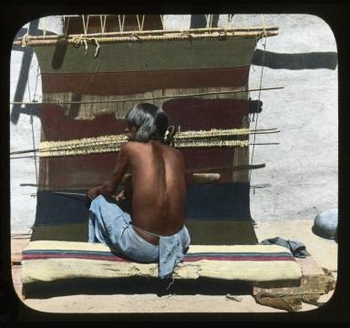 Hopi Weaver