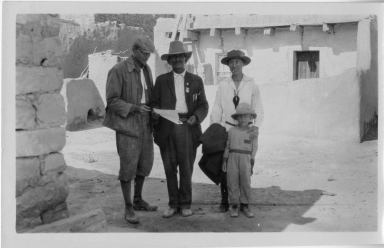 Governor of Acoma and Dodge Family.