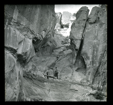 Ascent to Acoma