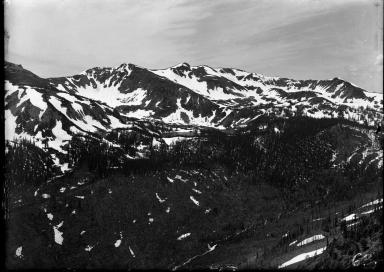 Summit of Mt.Zirkel