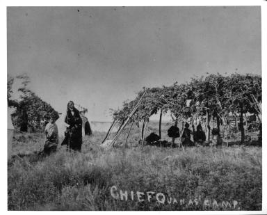 Chief Quanah's Camp