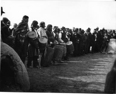 Pueblo Drummers