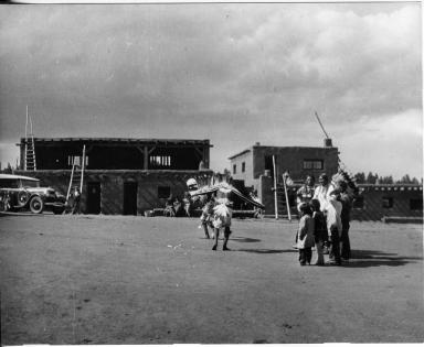 Pueblo Dancers