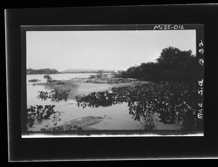 View along Paraguay River