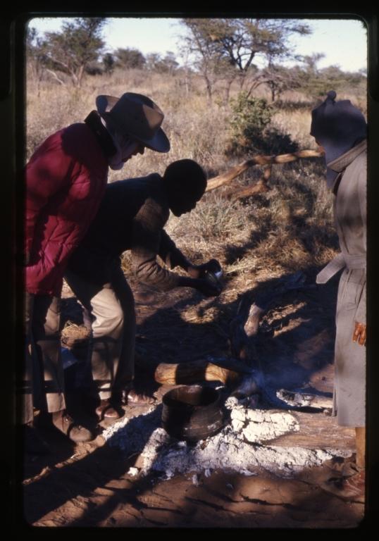 Botswana and Africa Hall Fieldwork