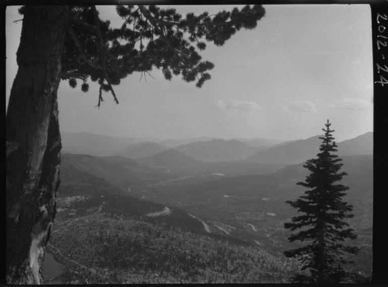 Rocky Mountain National Park scenery