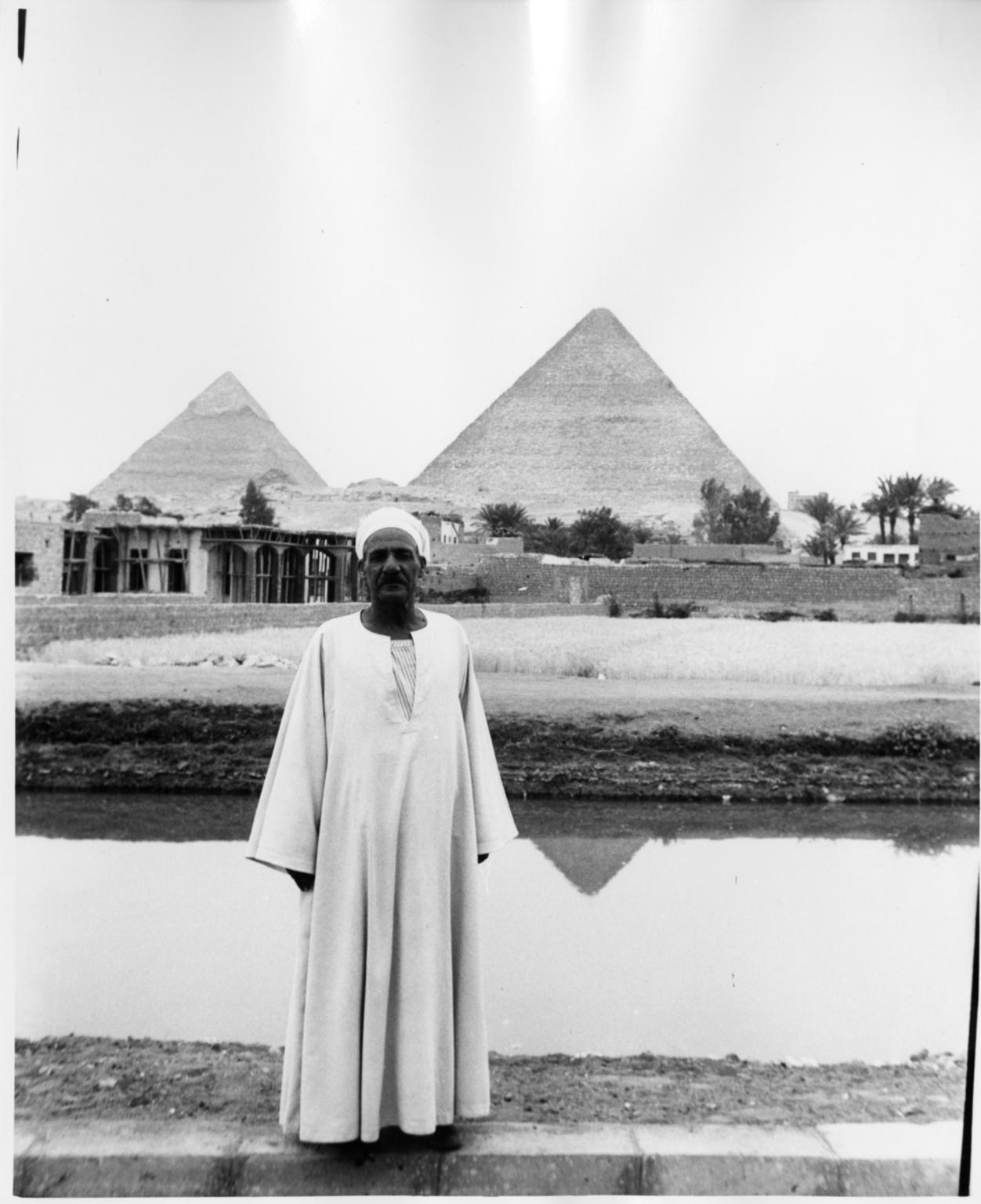 Man in Egypt