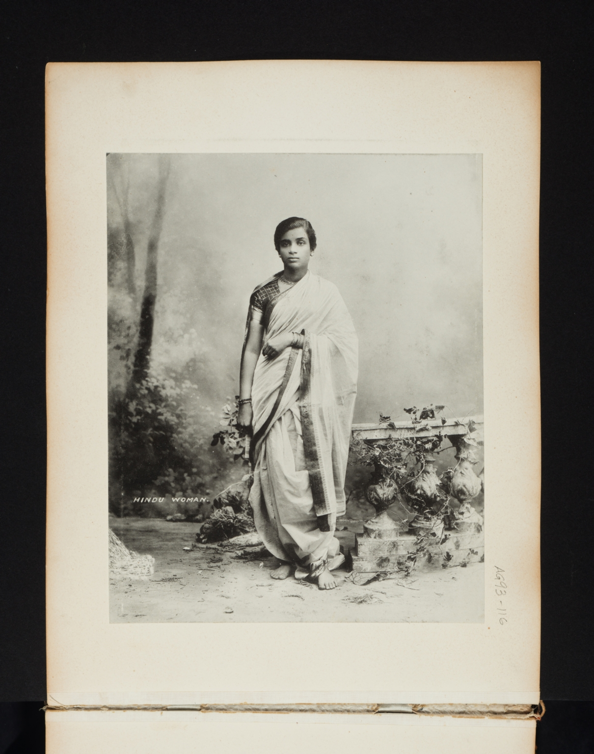 Hindu Woman - India.