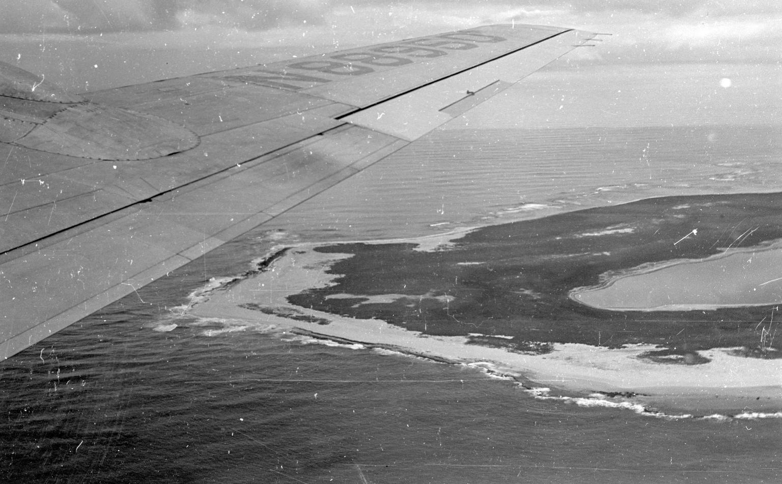 Fieldwork on Laysan Islands