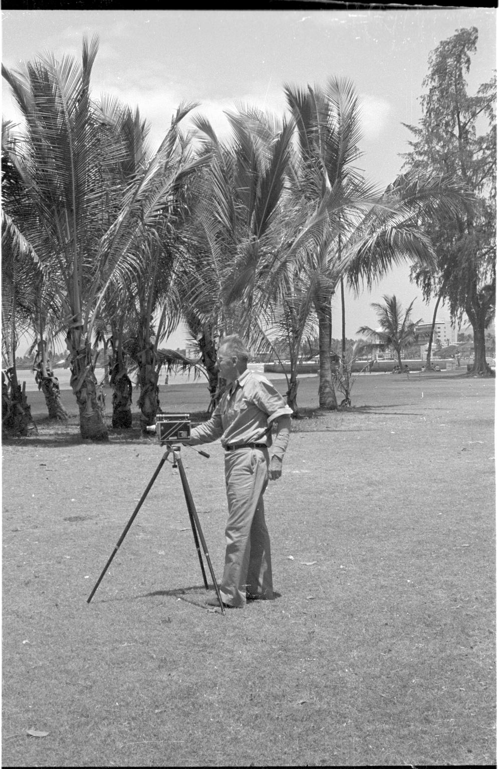 Fieldwork in Hawaii