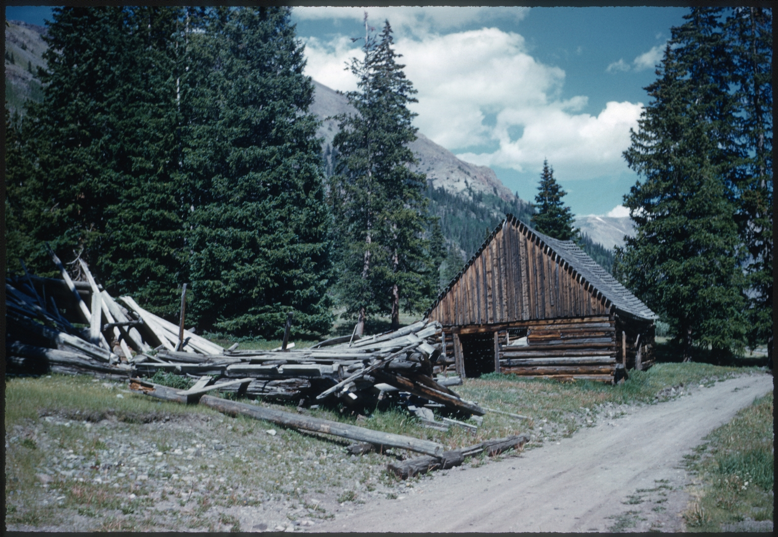 Rose's Cabin