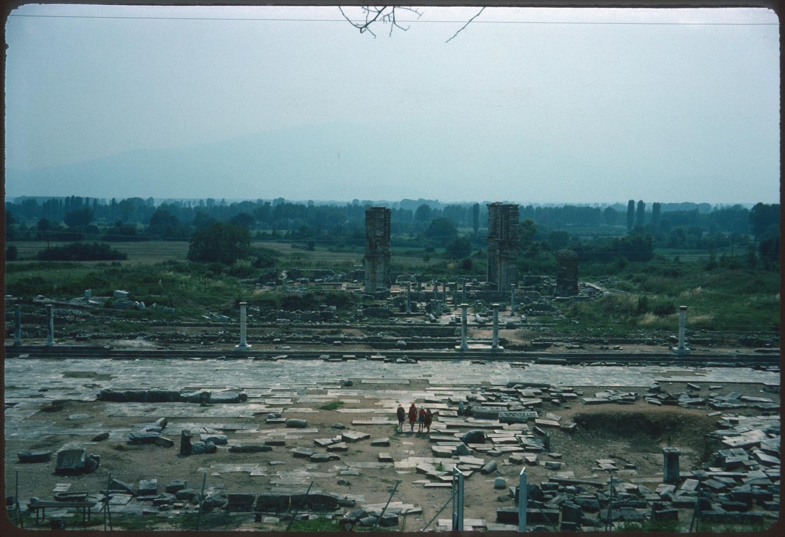 Ruins of Philippi