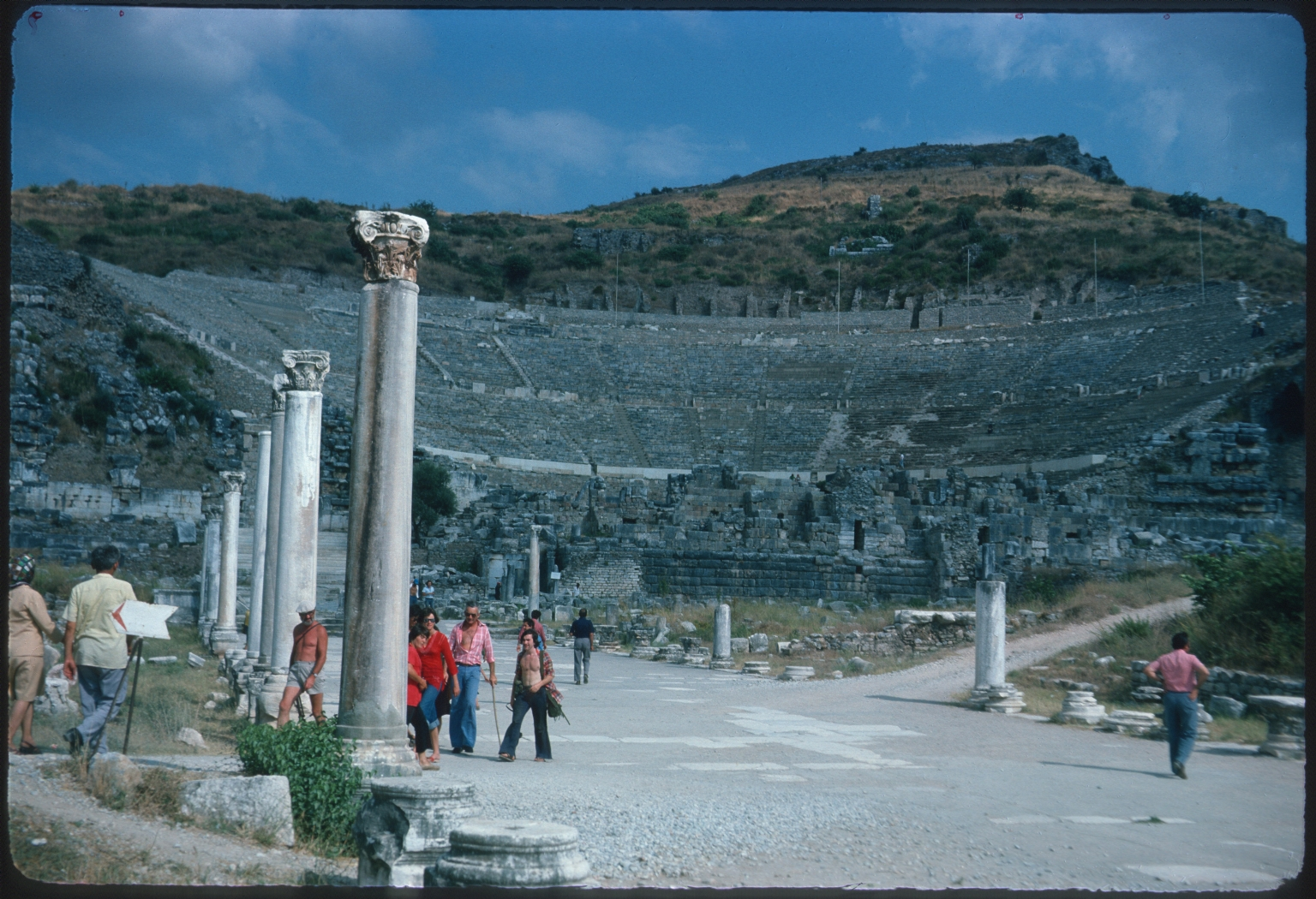 The Great Theater of Ephesus