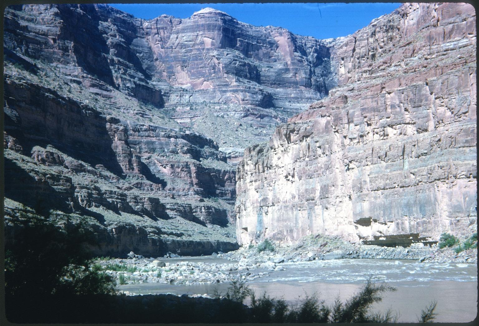 Dark Canyon Rapids