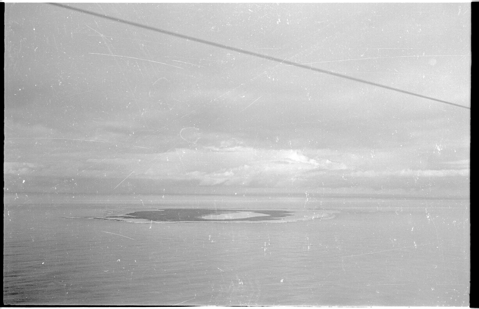Fieldwork on Laysan Island