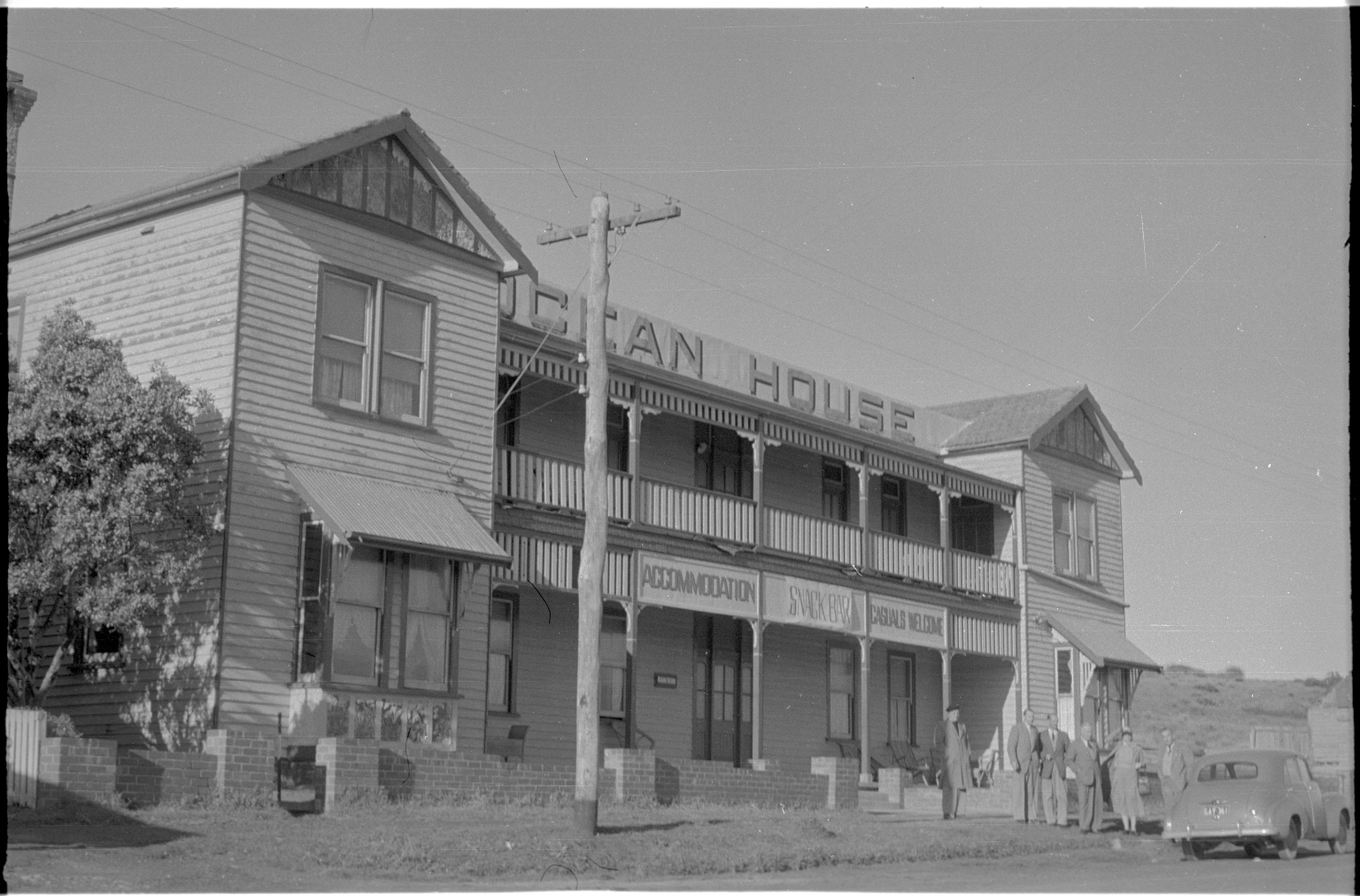 Hotel in Port Campbell
