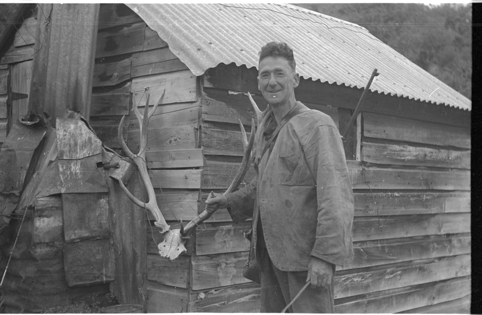 Dick Morris at Camp Kiwi