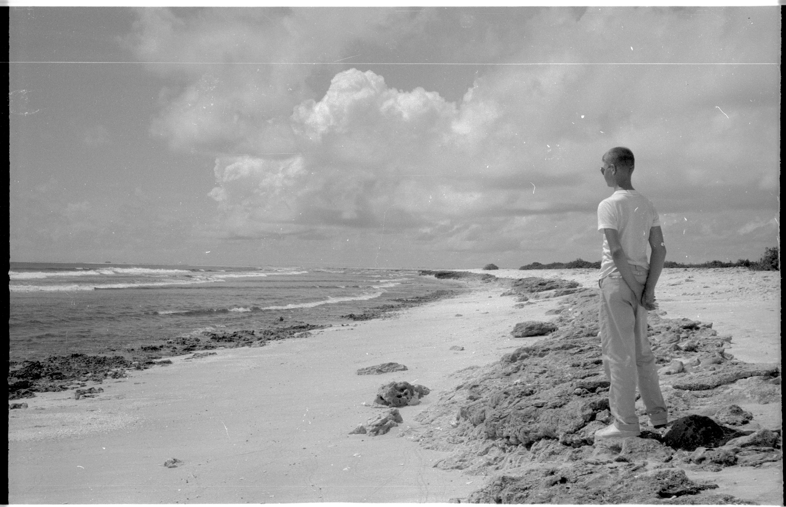 Bailey Fieldwork in Kiribati